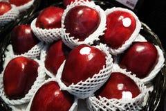 Donker Apple Stock Fotografie