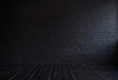 Donker binnenland Stock Afbeelding
