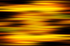 Donker-gele lijnenachtergrond Royalty-vrije Stock Foto