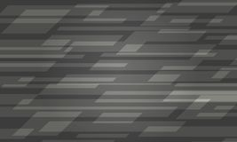 Donker Grey Technology Abstract Texture vector illustratie