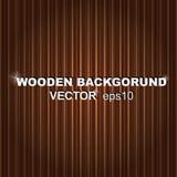 Donker houten patroon als achtergrond Royalty-vrije Stock Afbeeldingen