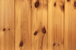 Donker Pijnboomhout Stock Fotografie