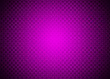 Donker Purper Violet Techno Ornamental Pattern Background-Behang vector illustratie