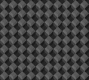 Donker rechthoekenpatroon Stock Foto