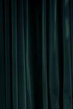 Donkerblauw fluweel Royalty-vrije Stock Foto's
