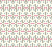 Donkerblauw Zoet Paaseierenpatroon op Pastelkleurachtergrond Royalty-vrije Stock Fotografie