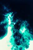 Donkerblauwe abstracte achtergrond Stock Afbeelding