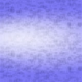 Donkerblauwe abstracte achtergrond met kleine bakstenen Royalty-vrije Stock Afbeelding