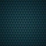 Donkerblauwe achtergrond royalty-vrije illustratie