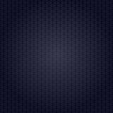 Donkerblauwe achtergrond met abstract hoogtepunt Stock Foto