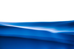 Donkerblauwe achtergrond op wit Stock Afbeelding