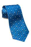 Donkerblauwe band stock fotografie