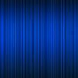 Donkerblauwe gediplomeerde strepenachtergrond. Stock Foto
