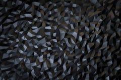 Donkere abstracte achtergrond Royalty-vrije Stock Fotografie