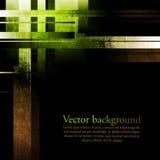 Donkere abstracte grungeachtergrond vector illustratie