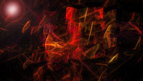 Donkere artistieke achtergrond Royalty-vrije Stock Afbeeldingen