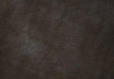 Donkere bruine dichte omhooggaand van de leertextuur Royalty-vrije Stock Afbeeldingen