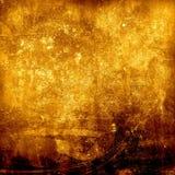 Donkere bruine grunge textuur als achtergrond stock illustratie