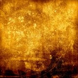 Donkere bruine grunge textuur als achtergrond Royalty-vrije Stock Fotografie