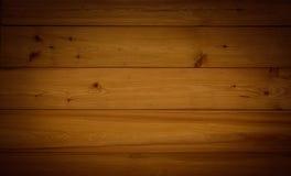 Donkere bruine houten achtergrond Stock Afbeeldingen