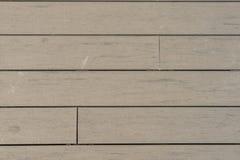Donkere bruine houten het patroonachtergrond van de muurtextuur Royalty-vrije Stock Afbeeldingen