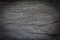 Donkere bruine houten vloertextuur en achtergrond Stock Afbeeldingen