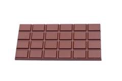 Donkere chocolade Stock Fotografie