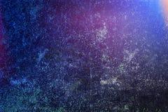 Donkere de muurachtergrond van Grunge Stock Afbeeldingen
