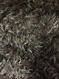 Donkere de textuurachtergrond van het tapijtbont stock foto's