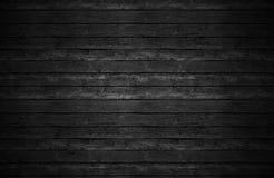 Donkere en oude Houten Texturen Stock Foto's