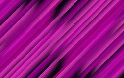 Donkere en roze abstracte lijnachtergrond Royalty-vrije Illustratie