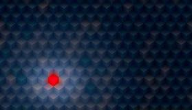 Donkere Gekleurde die Achtergrond van Kubussen wordt gemaakt Royalty-vrije Stock Foto
