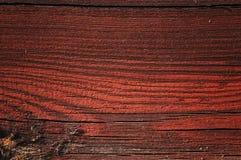 Donkere geschilderde plank Stock Foto