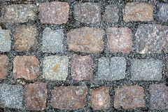 Donkere grijze concrete muur Royalty-vrije Stock Foto