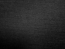 Donkere grijze jeansstof Royalty-vrije Stock Afbeeldingen
