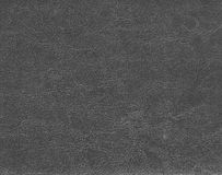 Donkere grijze leertextuur Royalty-vrije Stock Afbeelding