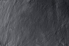 Donkere grijze leitextuur als achtergrond met exemplaarruimte voor uw tekst stock afbeeldingen