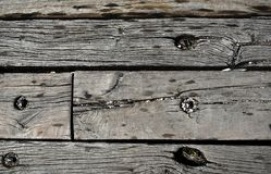 Donkere grijze natuurlijke houten textuur stock foto