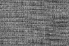 Donkere grijze stoffentextuur als achtergrond Royalty-vrije Stock Fotografie