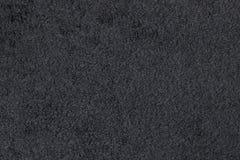 Donkere grijze tapijttextuur Royalty-vrije Stock Foto's
