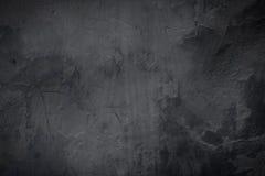 Donkere grijze textuur als achtergrond Royalty-vrije Stock Fotografie
