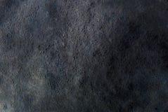 Donkere grijze zwarte die leiachtergrond of textuur, van echte echte steen van aard wordt gedetailleerd Royalty-vrije Stock Fotografie