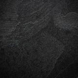 Donkere grijze zwarte leiachtergrond of textuur Stock Foto's