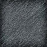 Donkere grijze zwarte leiachtergrond of textuur Stock Foto