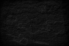 Donkere grijze zwarte leiachtergrond of textuur zwarte leisteen s Stock Foto's