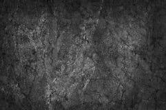 Donkere grijze zwarte steentextuur Stock Foto
