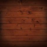 Donkere grunge bruine houten planken, tafelblad, vloeroppervlakte royalty-vrije stock foto