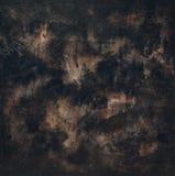 Donkere grunge geweven muur Stock Foto