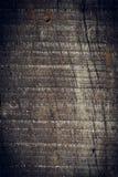 Donkere houten achtergrond, de houten oppervlakte van de raads ruwe korrel Royalty-vrije Stock Foto's
