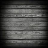 Donkere houten grijze textuurachtergrond Royalty-vrije Stock Foto